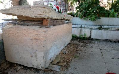 La seule tombe d'un maître général des Templiers pourrait se trouver à Vérone